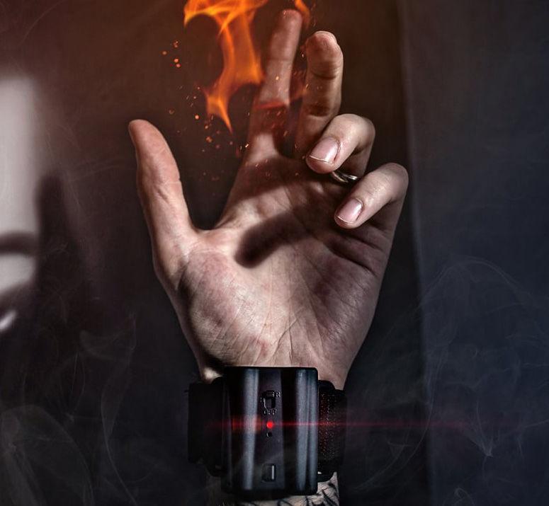 Wrist-Worn Fire Shooters