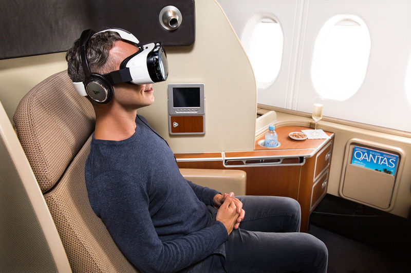 Virtual Reality Airlines