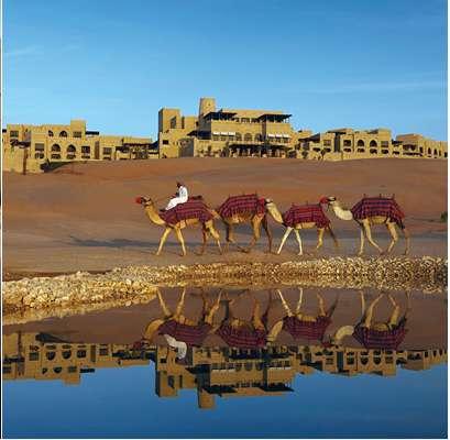 Luxurious Sandy Hotels