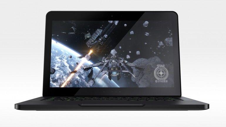 Razor-Thin Gaming Laptops