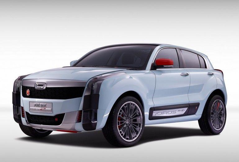 Brutal SUV Concepts