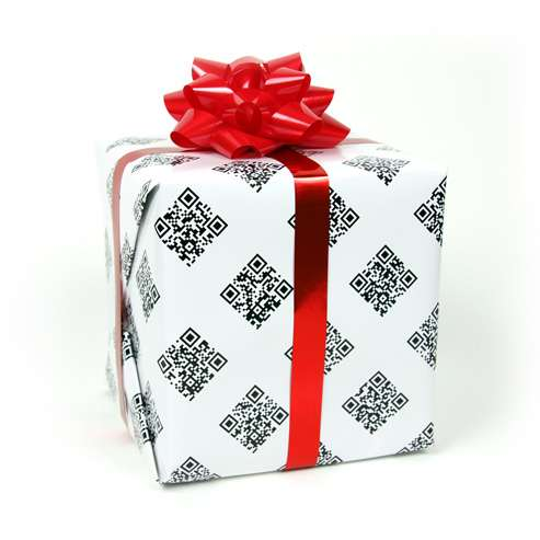 Interactive Gift Wrap
