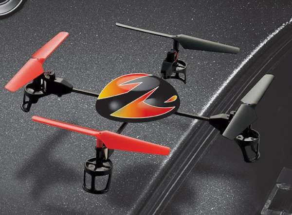 Reinvented Flying Remote Toys