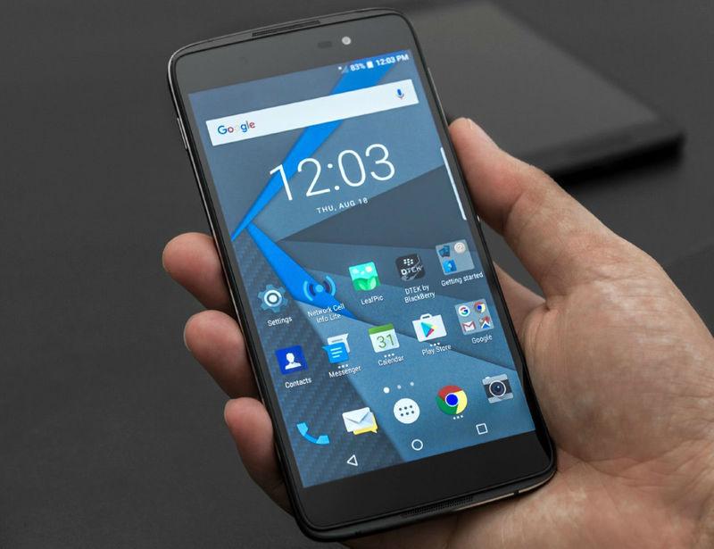 Encrypted Enterprise Smartphones