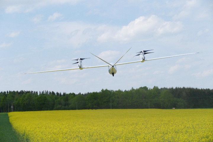 Dual-Purpose Consumer Drones