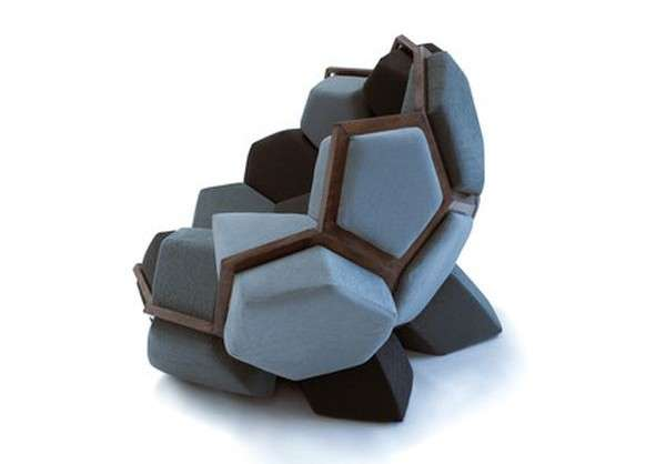 Break-Apart Boulder Seats