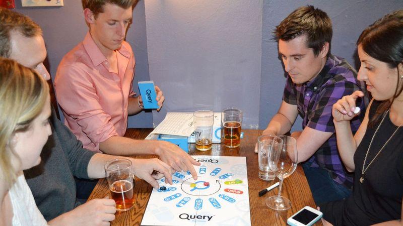 Predictive Search Board Games