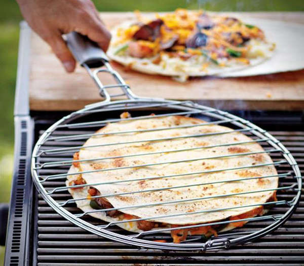 Quesadilla Grill Basket