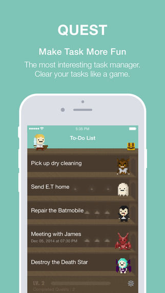 Gamified Productivity Apps