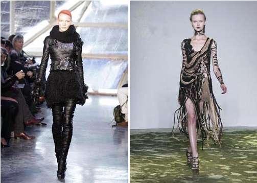 Destructive Haute Couture