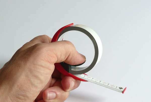 Super-Functional Measuring Tapes
