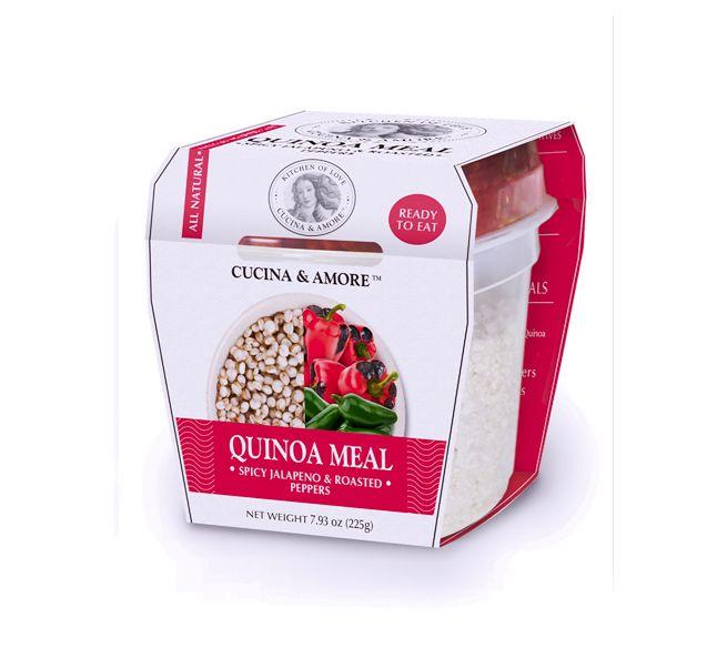 Portable Quinoa Bowls