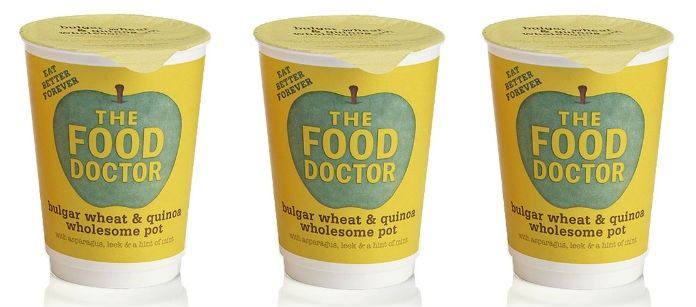 Portable Quinoa Cups