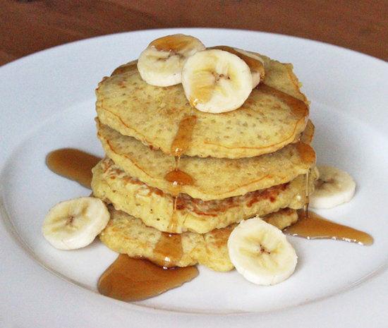 Protein Quinoa Pancakes