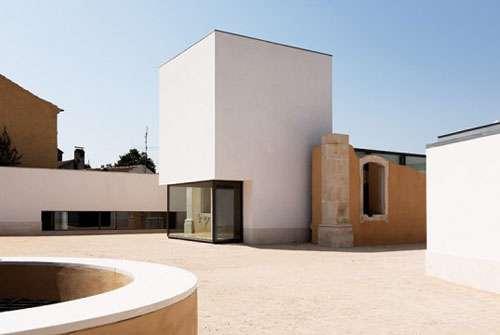 Contemporary Chapel Homes