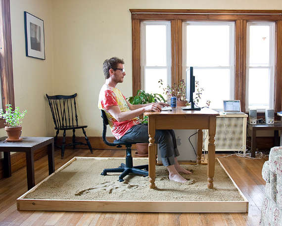 21 quirky home offices for Quirky home