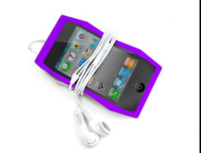quirky iphone 4 tilt case