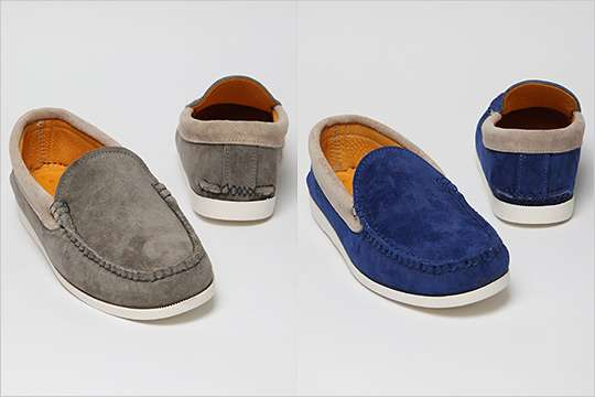 Quoddy for Kitsune Handmade Mocassins