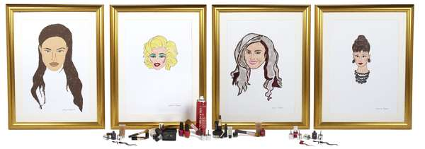 Beauty Supply Portraits