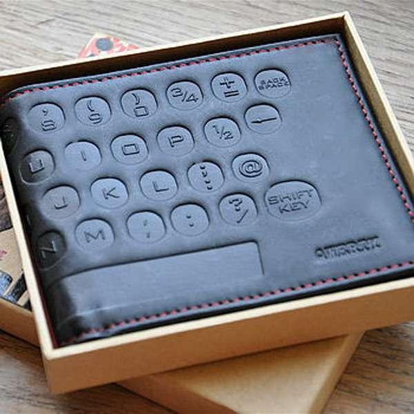 Typewriter Fashion Accessories
