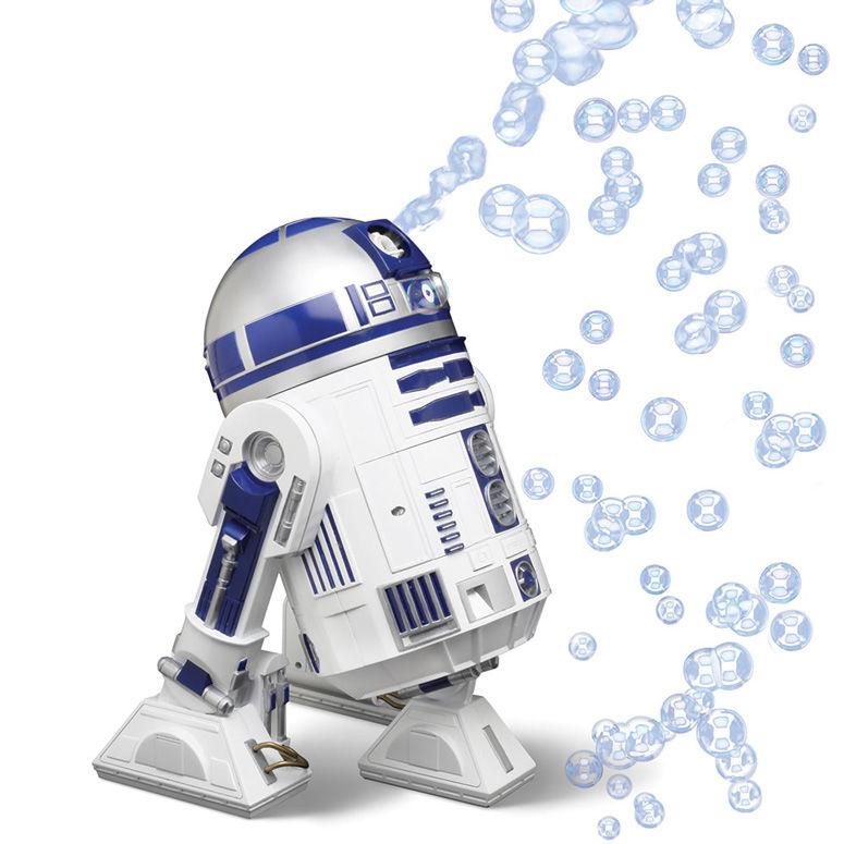 Sci-Fi Bubble Blowers