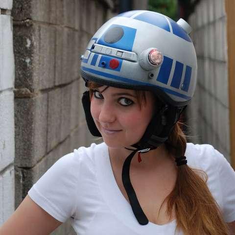 Sci-Fi Head Protectors