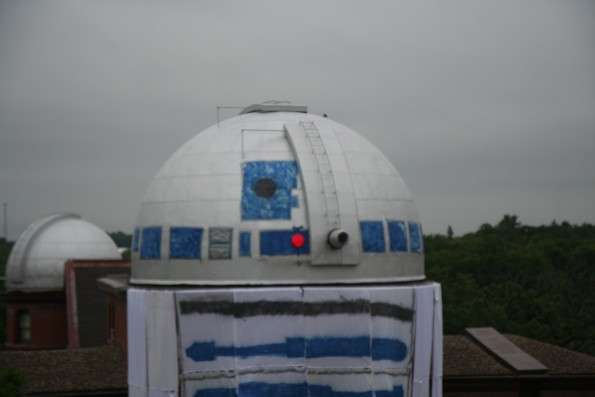 'Star Wars' Observatories