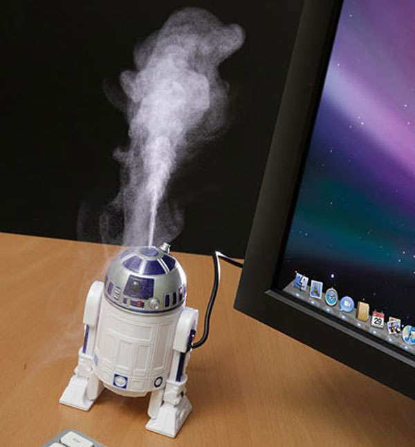 Geeky Humidifiers