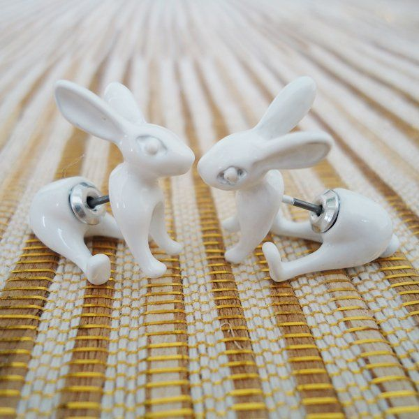 Rabbit Hole Earrings