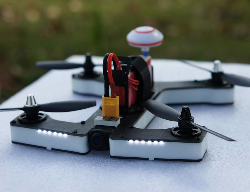 Speedy Amateur Racing Drones