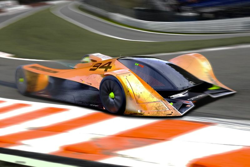 Safety-Focused Concept Racers