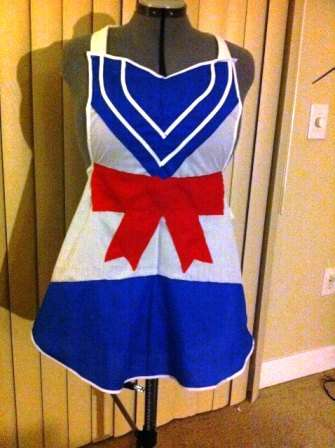 Anime-Inspired Aprons