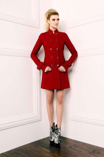 Peacoat-Disguised Minidresses