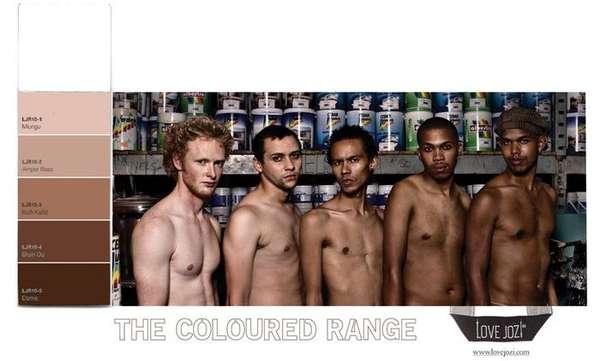 Ethnic Skinvertising