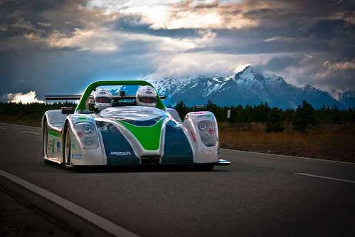 Electric Eco Race Cars