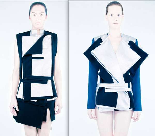 Shape-Shifting Fashion