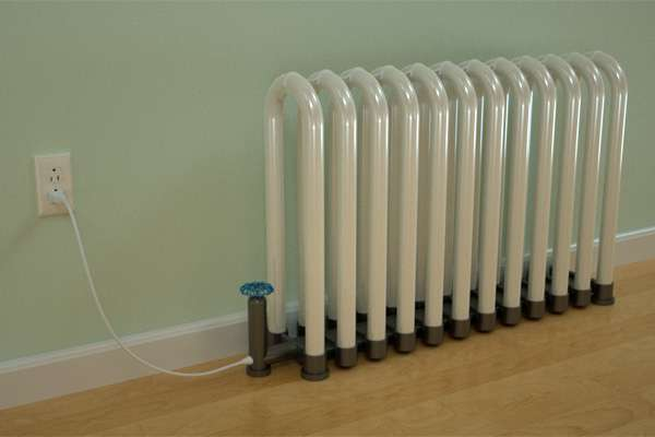 Faux Radiator Lighting