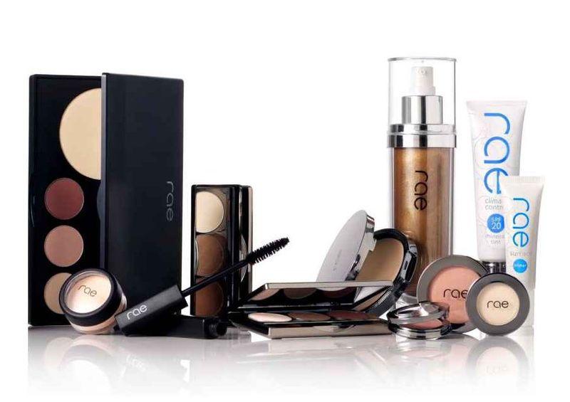 Sweat-Resistant Cosmetics