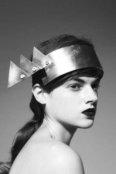 Medieval Metal Crowns