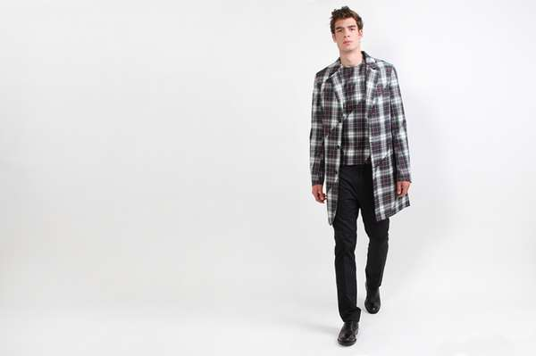 Crisp Checkered Coats