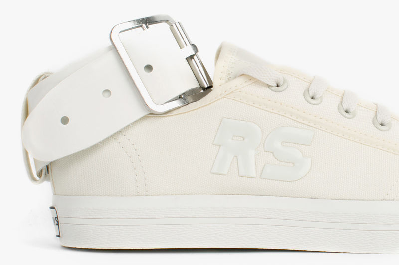 Adjustable Buckle Sneakers