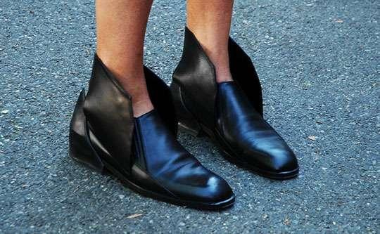 Finspired Footwear