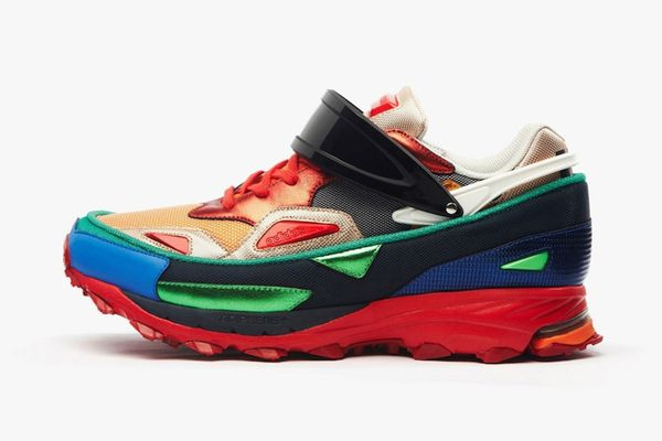 High-Fashion Sneaker Collaborations
