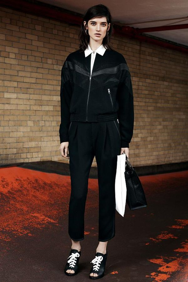 British Streetwear-Inspired Fashion