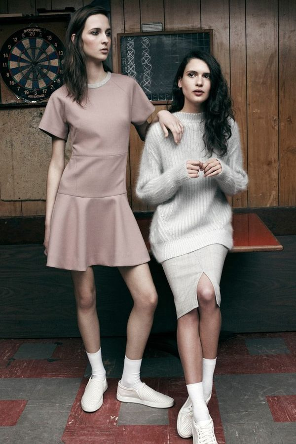 Experimental Feminine Collections