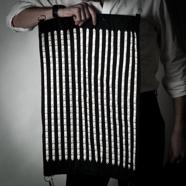 Foldable Blanket Lights