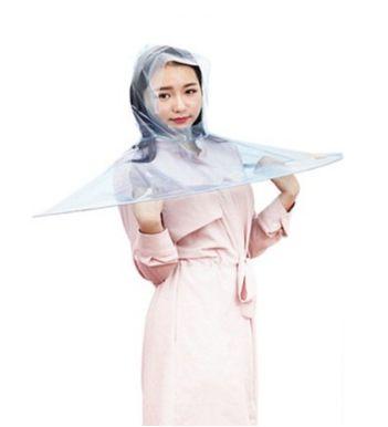Wearable Umbrella Designs