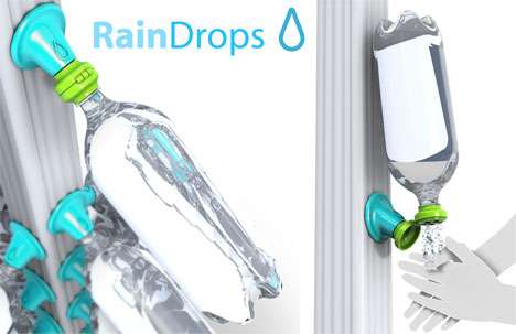 Rain Drop Collectors