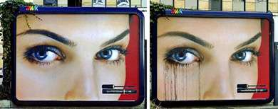 Rain Sensitive Billboards