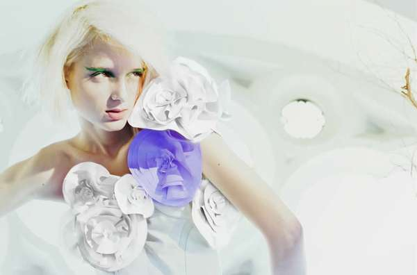 Color-Changing Couture